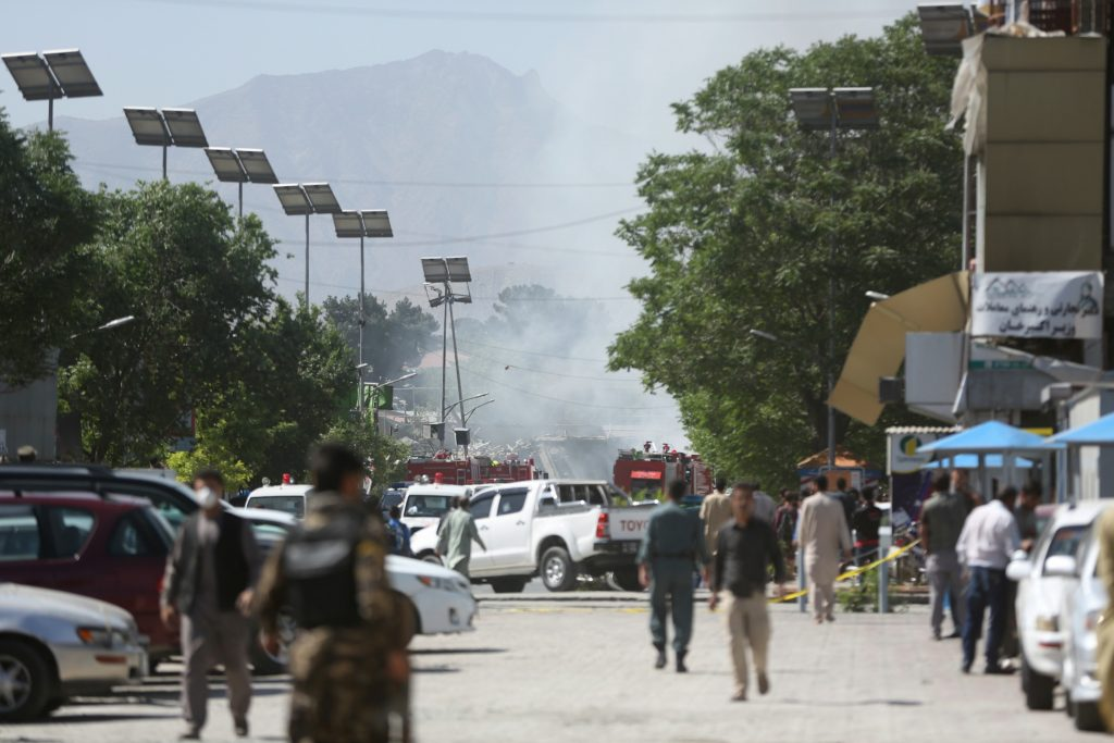 kabul, ambassade, tyskland, afghanistan, tysklands ambassade, sårede, dræbte, eksplosion, bilbombe, kabul, sårede, dræbte,