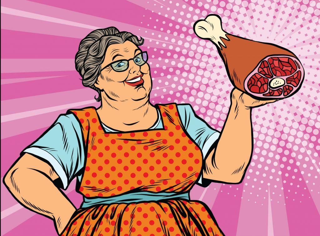 ældre, kvinder, mænd, dtu, undersøgelse, forskning, studie, mormor, farmor, mormormad, mad, motion, kost, idræt, skavanker, alderdom, gammel, sundhed, kroppen, kvindekroppen