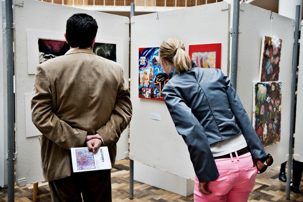 kunst kunstudstilling udstilling