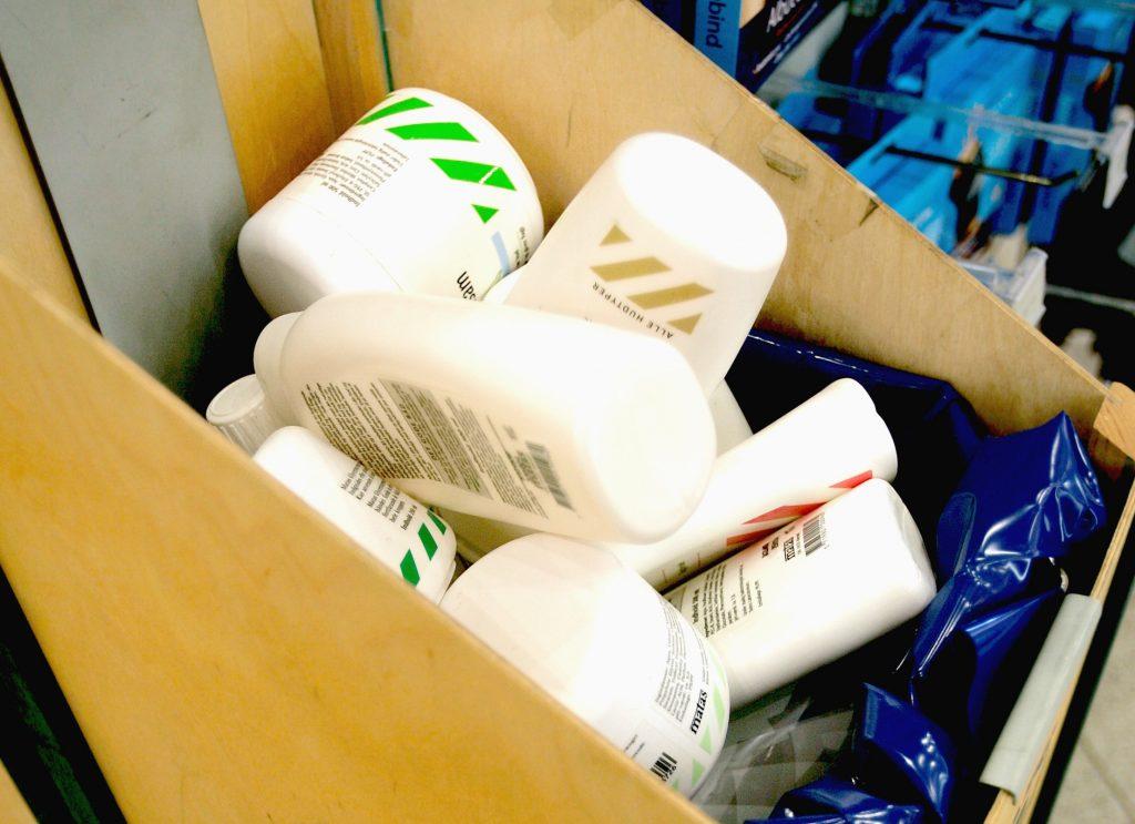 forurening, plastik, klima, ressoucer, genbrug, genanvendelse, produktion, plastik, mikroplastik, affald, CO2, Dansk Erhverv, detailhandel, Matas, miljø, Miljøstyrelsen, plast, plastikemballage, plastikøer, returemballage