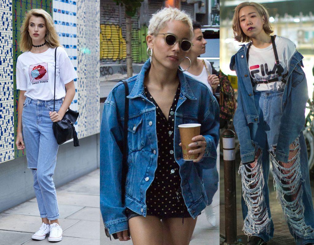 90'er trends sommer