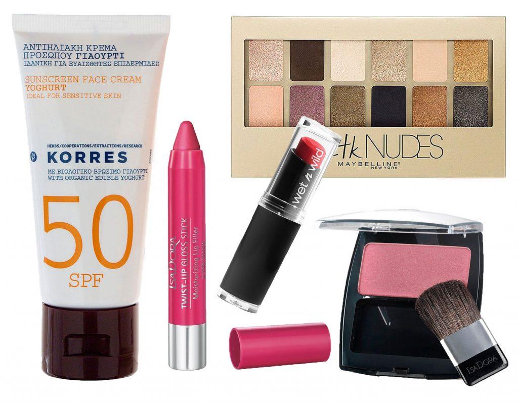 beauty-shopping sommer trends