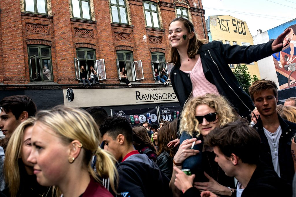 distortion, fest, gadefest, københavn, festival, nørrebro, politi, københavns polit, anholdelser, krimi, kriminalitet, fest,