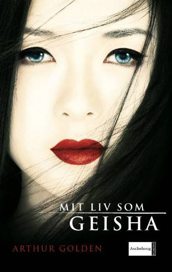 Mit liv som Geisha, bog