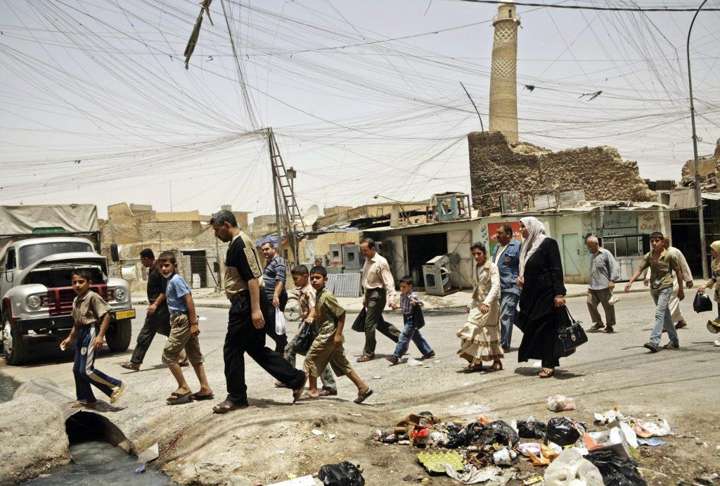 IS, islamisk stat, mosul, irak, nuri, nuri-moské, moské, krig, irak, islam, religion,