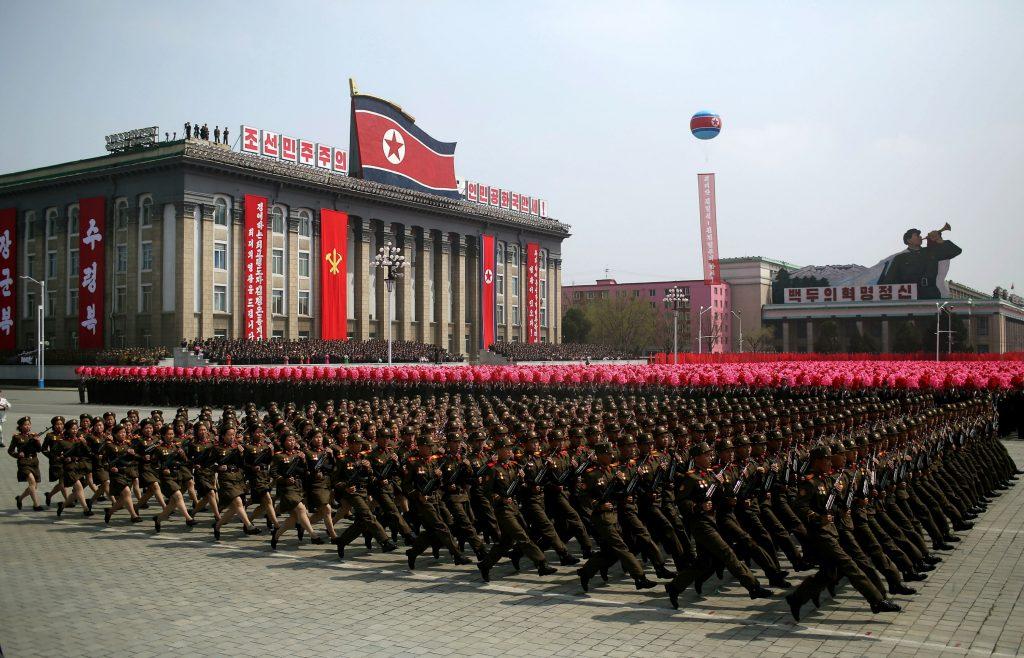 koreakrigen, nordkorea, sydkorea, japan, usa, amerika, kim jung-un, kim jung-il, kim il sung, donald trump, politik, diplomati, missiler, missiltest, testaffyring, atomprogram, atomvåben, konflik, sanktioner, diplomati, propaganda, japan, fn, ballistiske missiler, krig, dødsald, døde, sårede, sovjetunionen, 2. verdenskrig, cubakrisen, berlin, 38th parallel
