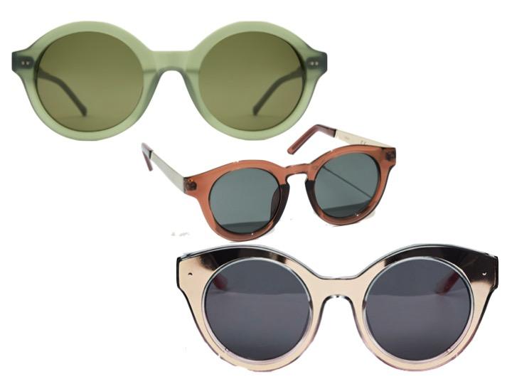 solbriller, solbrilleklar