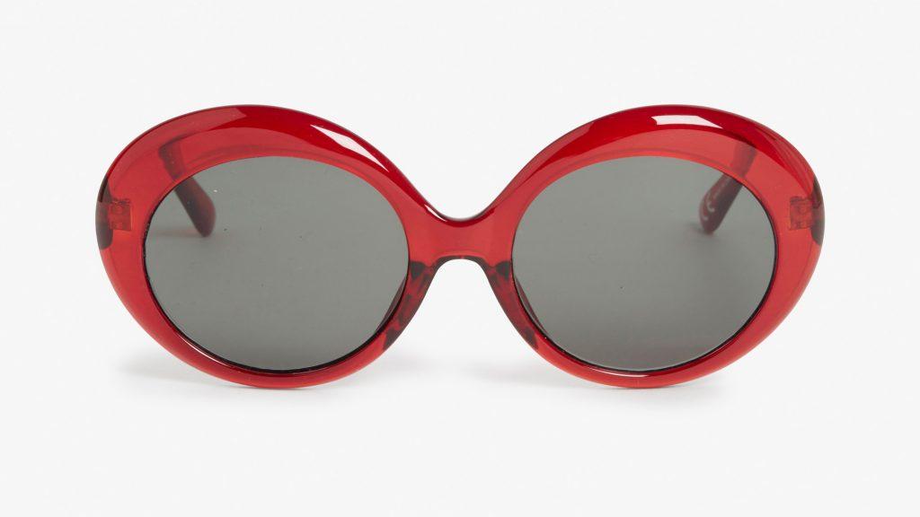 solbriller rød monki