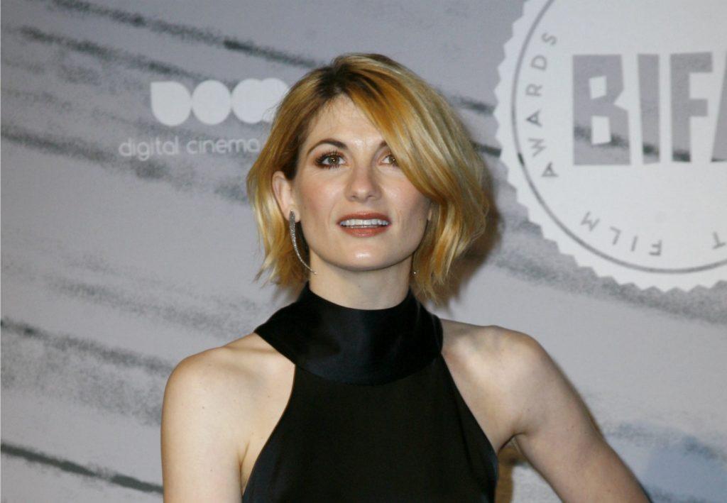 jodie whitaker, doctor who, serie, bbc, hovedrolle, skuespiller, første kvindelige