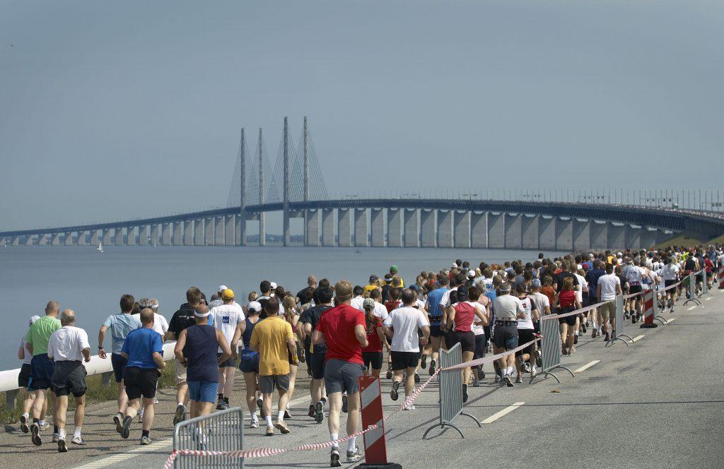 broløb, løb, øresundsbroen, storebæltsbroen, lillebæltsbroen, ole birk olesen, liberal alliance, transportminister, motion, kroppen, træning