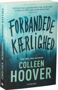 Forbandede kærlighed af Colleen Hoover, bog