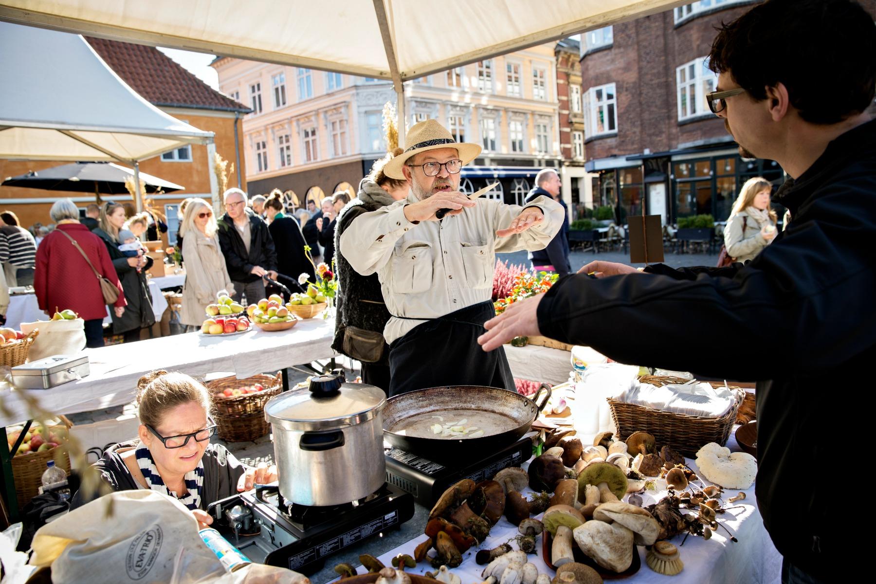 høstfest, madboder, aarhus, latinerkvarteret