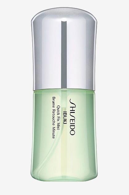 shiseido mist