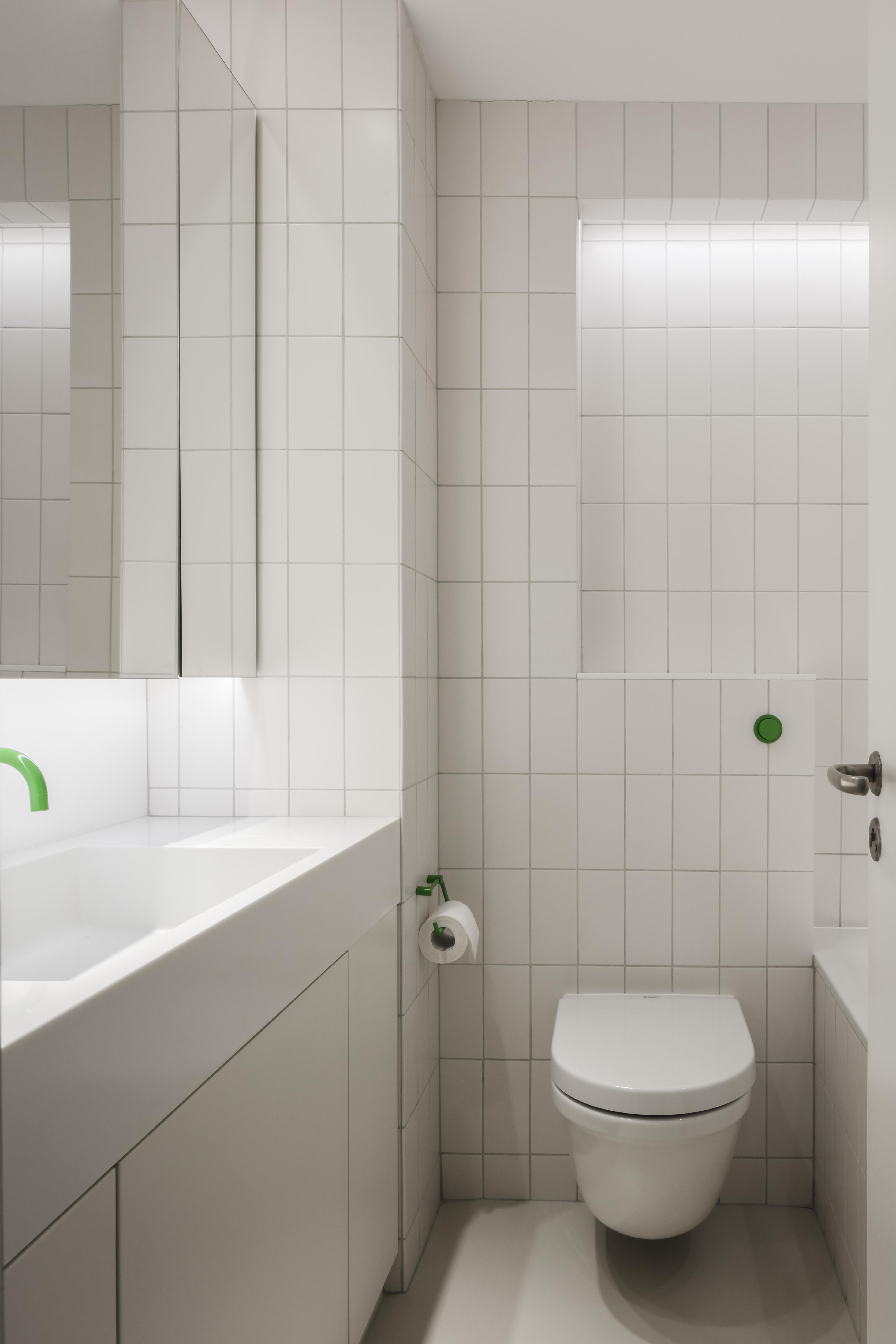 toilet, badeværelse