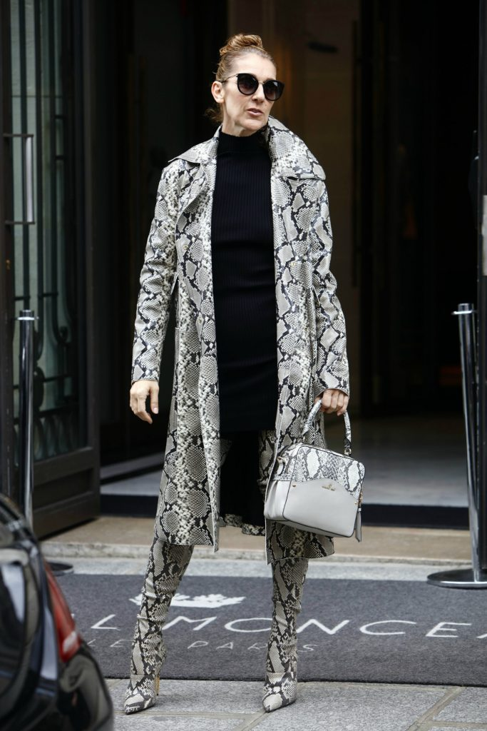 Celine Dion Trying Trend trends, trend, mode, modetrend, fashion
