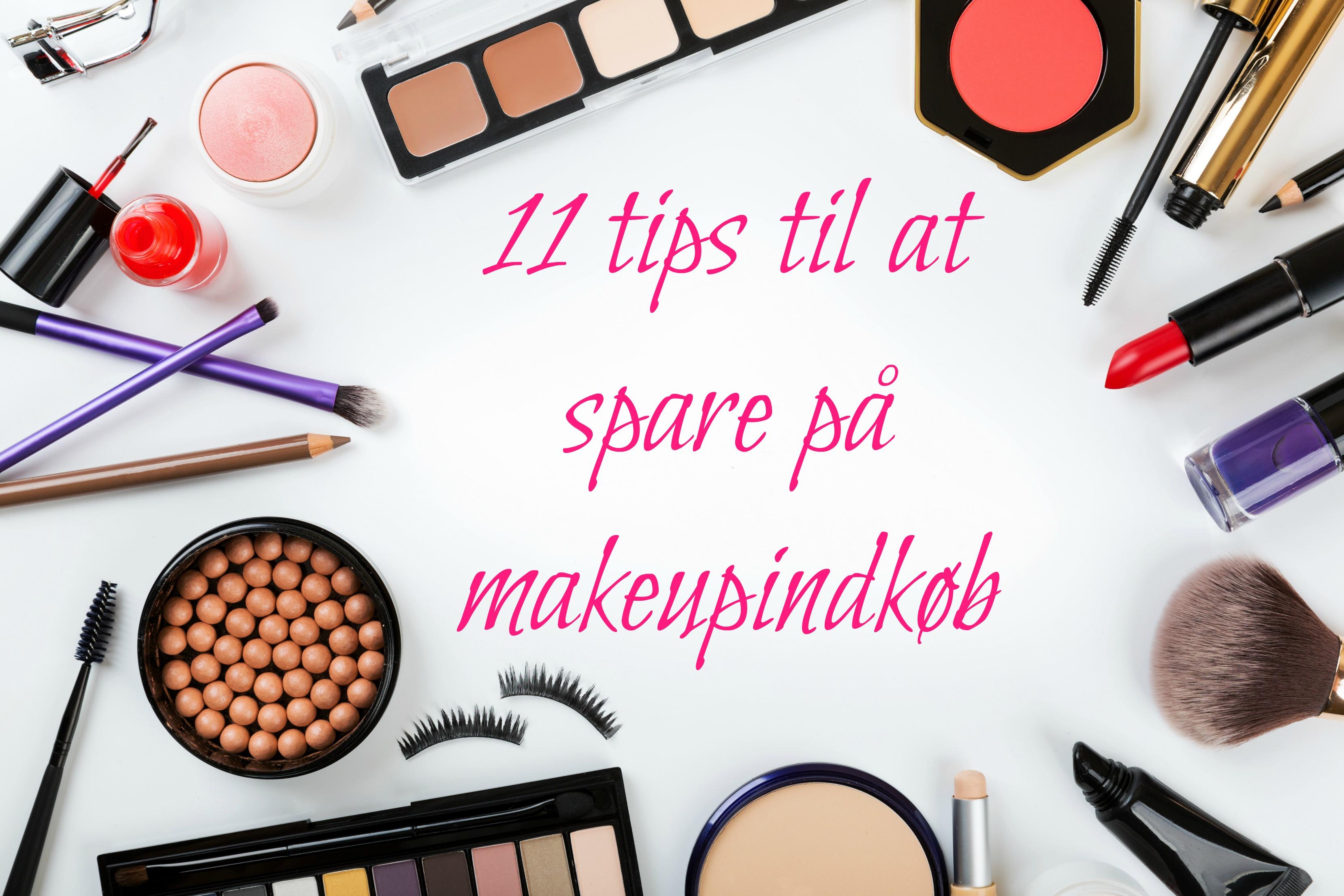 sparetips, makeup