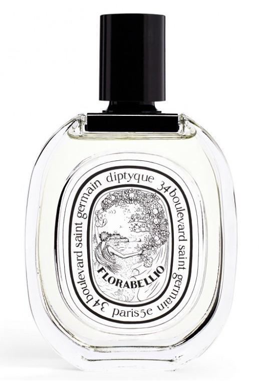 Florabellio, diptyque paris, parfume