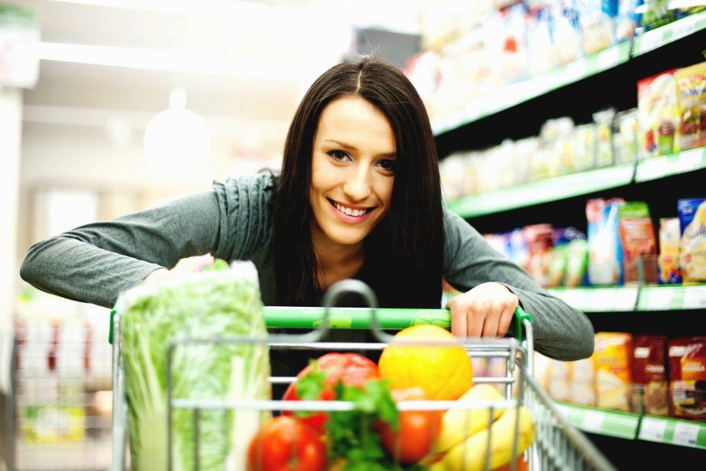 supermarkedet, indkøb, shopping, supermarked, psykologi, lokkemad, fristelse, duft, lyde, lys, indretning, mad, impulskøb, forbrug, økonomi, planlægning, mad, sundhed,