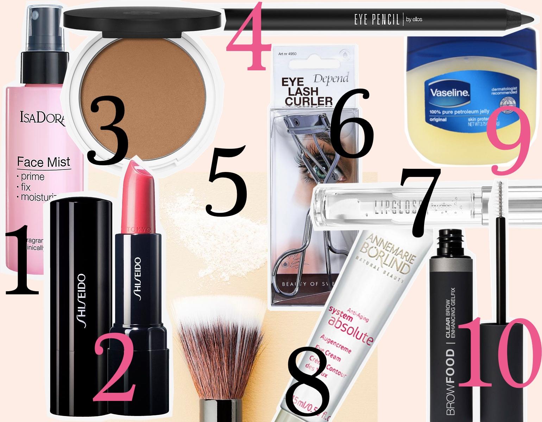 produkter, makeuptips, kendte, stjerner