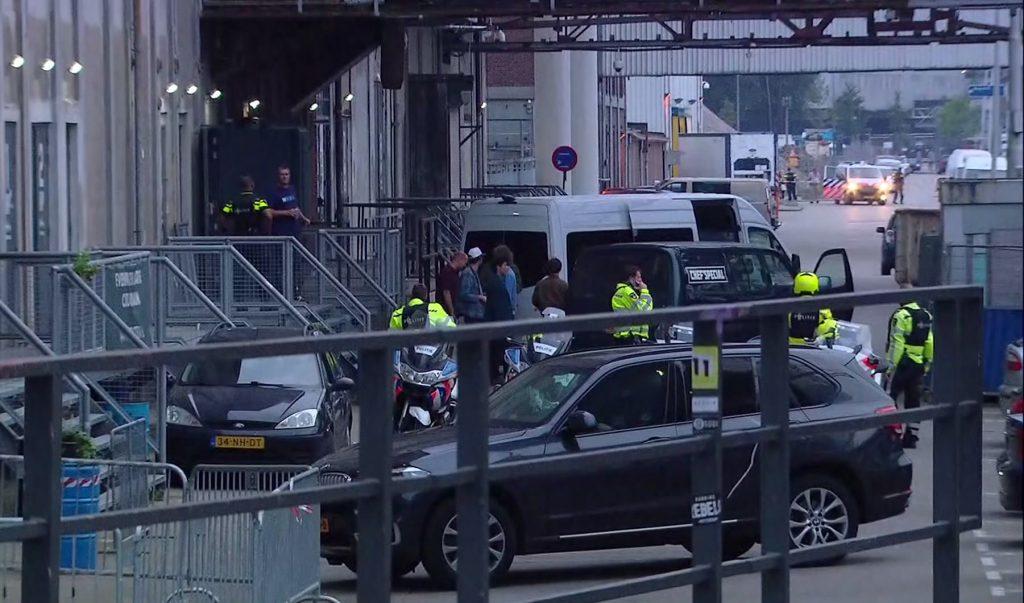 musik, Allah-Las, band, gasflaske, gasflasker, gas, minibus, spanske nummerplader, terror, terrorangreb, terrorforsøg, spanien, holland, koncert, rotterdam,