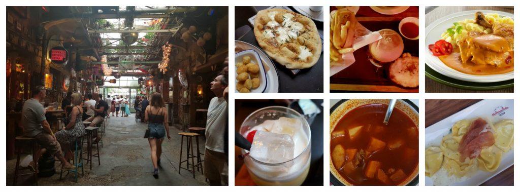 szimpla kert, szimply, new york cafe, espresso embassy, cat cafe budapest, chimney cakes, vafler, kage, gelarto rosa, ruszwurm, budapest, rejseguide, mad, restauranter, cocktails, drinks, drikkevarer, kost, ferie, rejse, restaurant, cafe, bar, cocktail, italiensk, akademia italia, morgenmad, vintage garden, es bistro, hummusbar, spiler, a la maison grand,