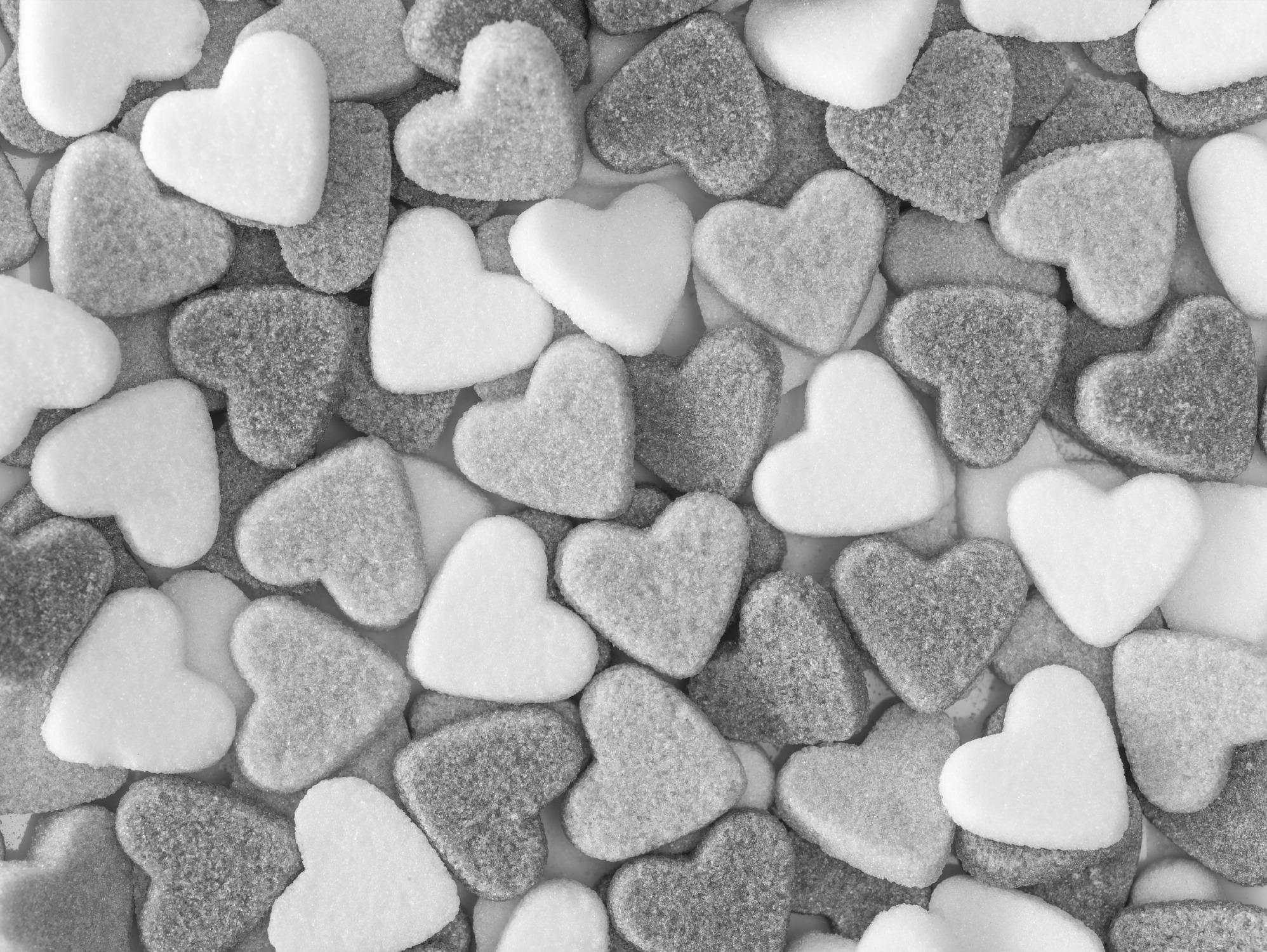 kærester, kærlighed, muslim, sort, hvid, hjerte, religion, islam