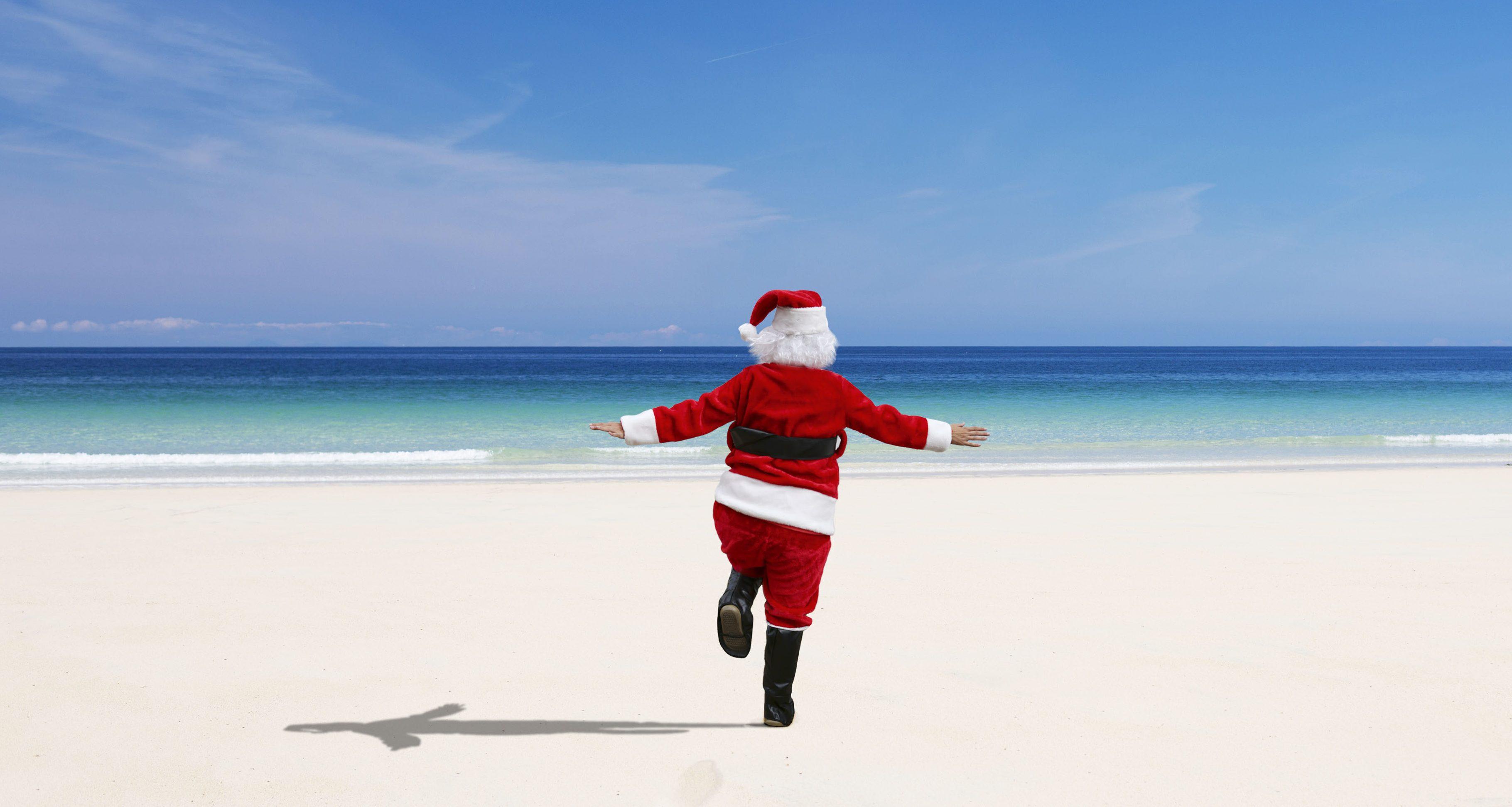 sommerferie, strand, varme, sol, afslapning, hygge