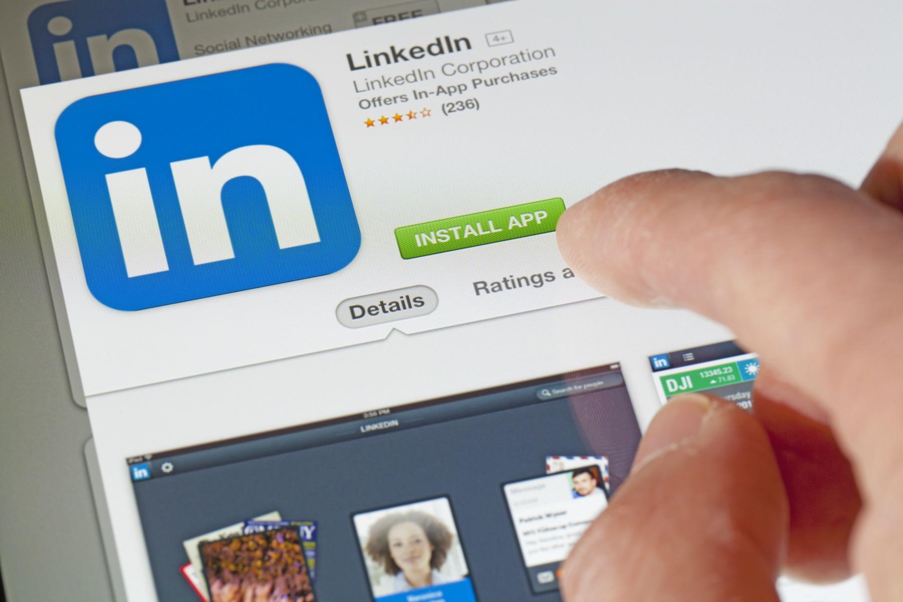 linkedin, sociale medier, karriere, arbejde, online kurser, kursus, online kursus, some, arbejde