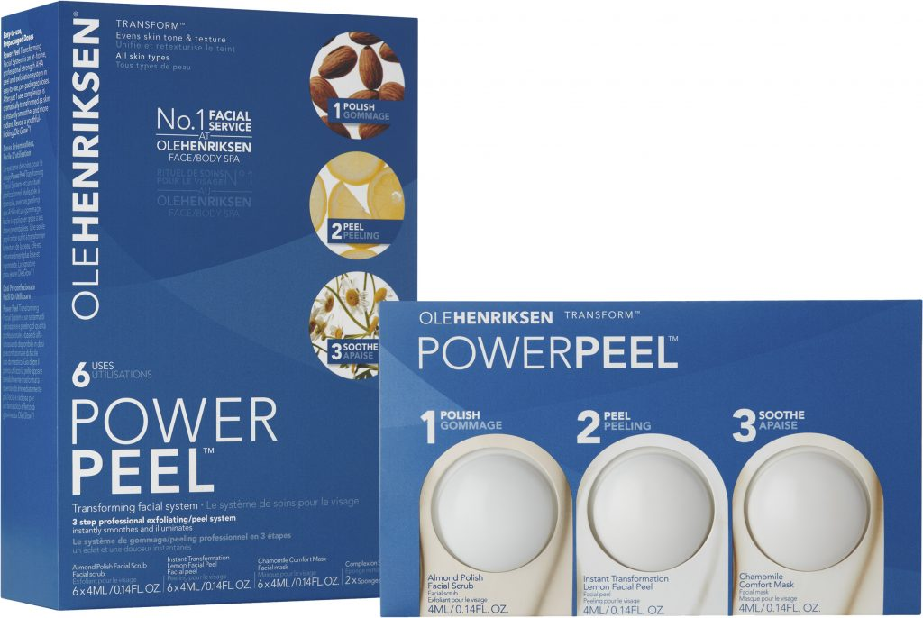 Ole Henriksen Power Peel Transforming Facial System (6Pk)