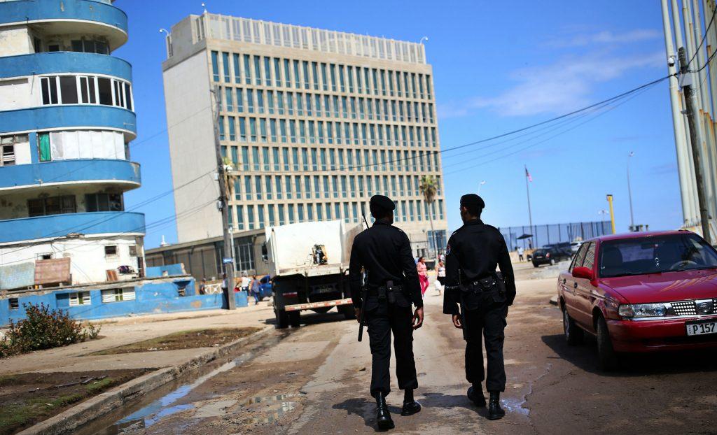 usa, cuba, havana, ambassade, skader, sygdom, medarbejdere, konflikt, diplomati