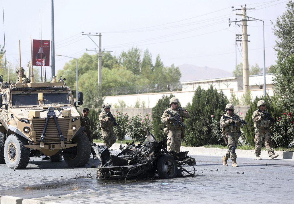 konvoj, fn, danmark, afghanistan, kabul, soldater, militær, soldat, selvmordsbombe, selvmordsbomber, angreb, bombe,
