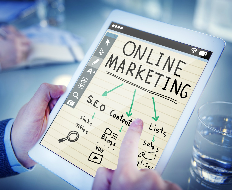 online marketing, ipad, arbejde, online kurser, kurser, online, gratis