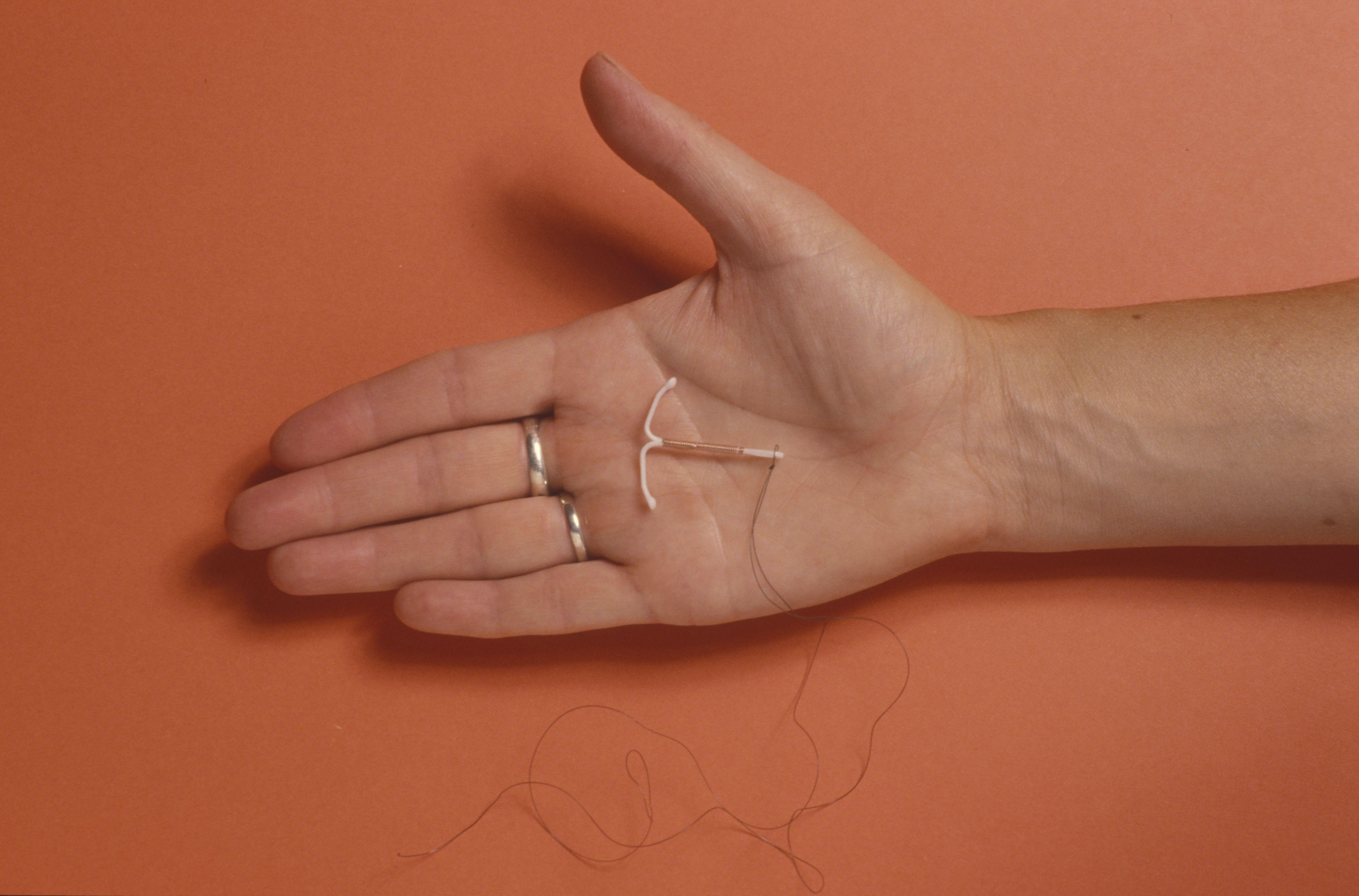 Contraception - coil or IUD, spiral