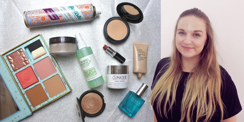 Camilla Filskov, skønhedsprodukter, makeup