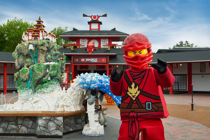 lego, lego-ninja, ninja, politi, anholdelse, østrig, burke, burkaforbud, burkalov,