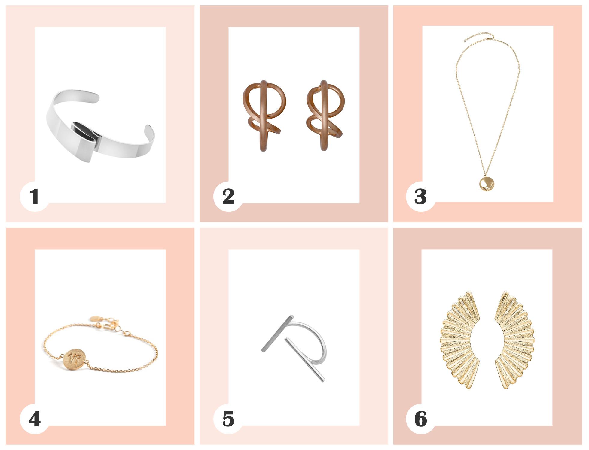 smykkemode, smykker, efterår, natur, organiske former, geometri, geometriske former, persuede, pernille corydon, pilgrim, pieces, dyberg kern, enamel, armbånd, øreringe, halskæde, ring, sølv, guld