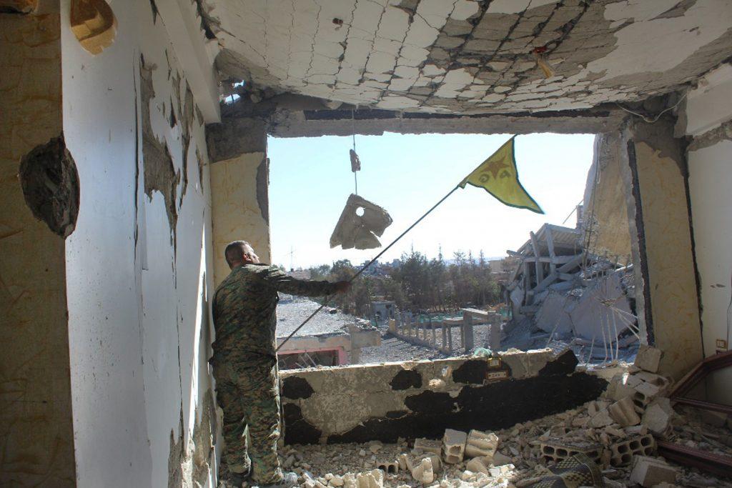 raqqa, islamisk stat, is, terror, terrororganisation, befriet, frihed,