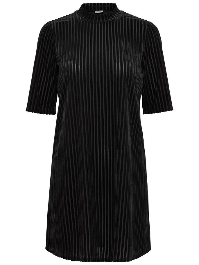 kjole, shopping, høj hals, musthaves, budget
