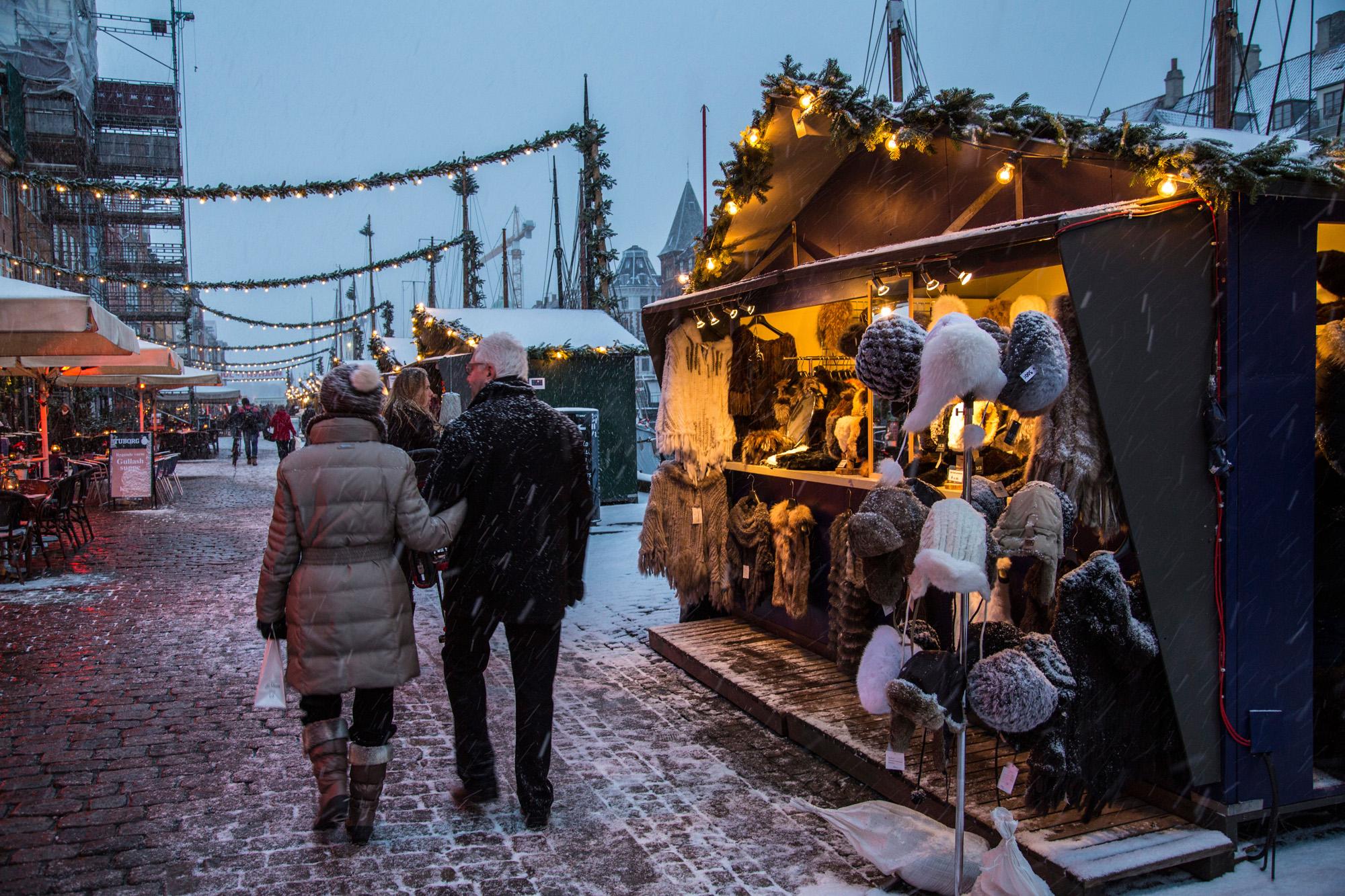 julemarked, nyhavn, kulturtilbud, december, juleoplevelser, jul