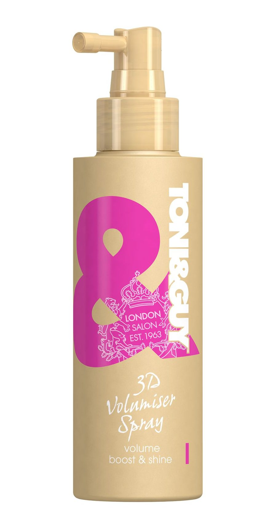 toniguy volumiser spray hår