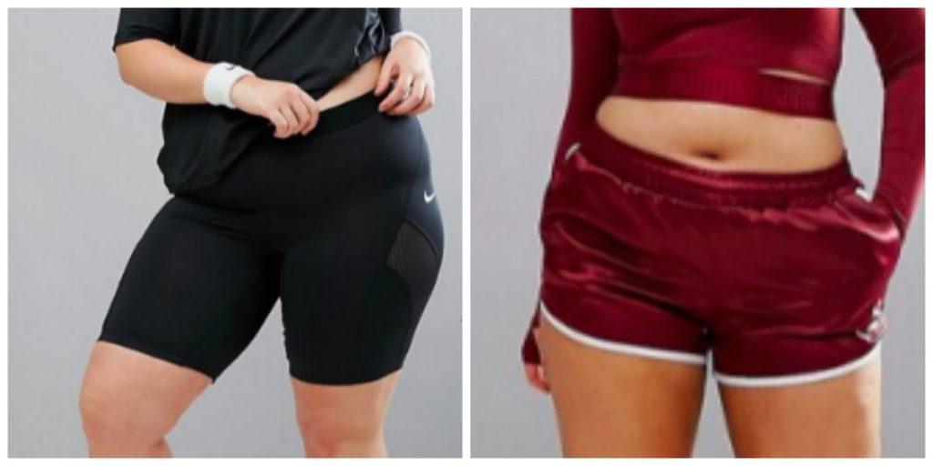 curvy, plus size, træning, træningstøj, mode, fashion, sundhed, helbred, kvinde, kvindekroppen, kroppen, tøj, mode, motion, sport, styrketræning