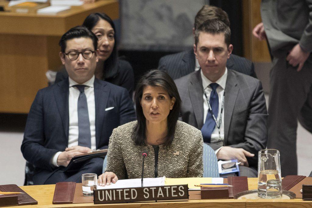 nordkorea, usa, konflikt, krig, fn, advarsel, diplomati, atomvåben, missiler, trussel