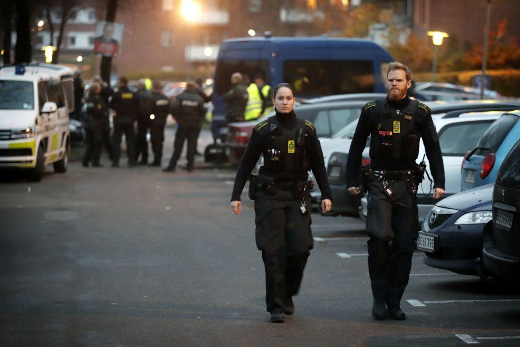 skyderi, mjølnerparken, nørrebro, bande, bandeskyderi, bandemedlemmer, dræbt, såret, politi, københavn, bandekonflikt