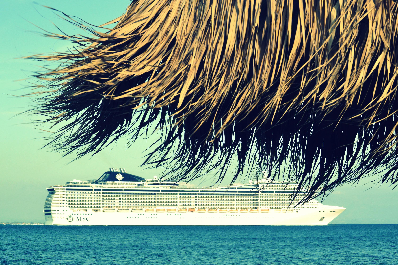 cruise drømmerejse