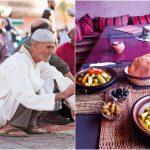 marrakech tajine kylling citron, julekrans