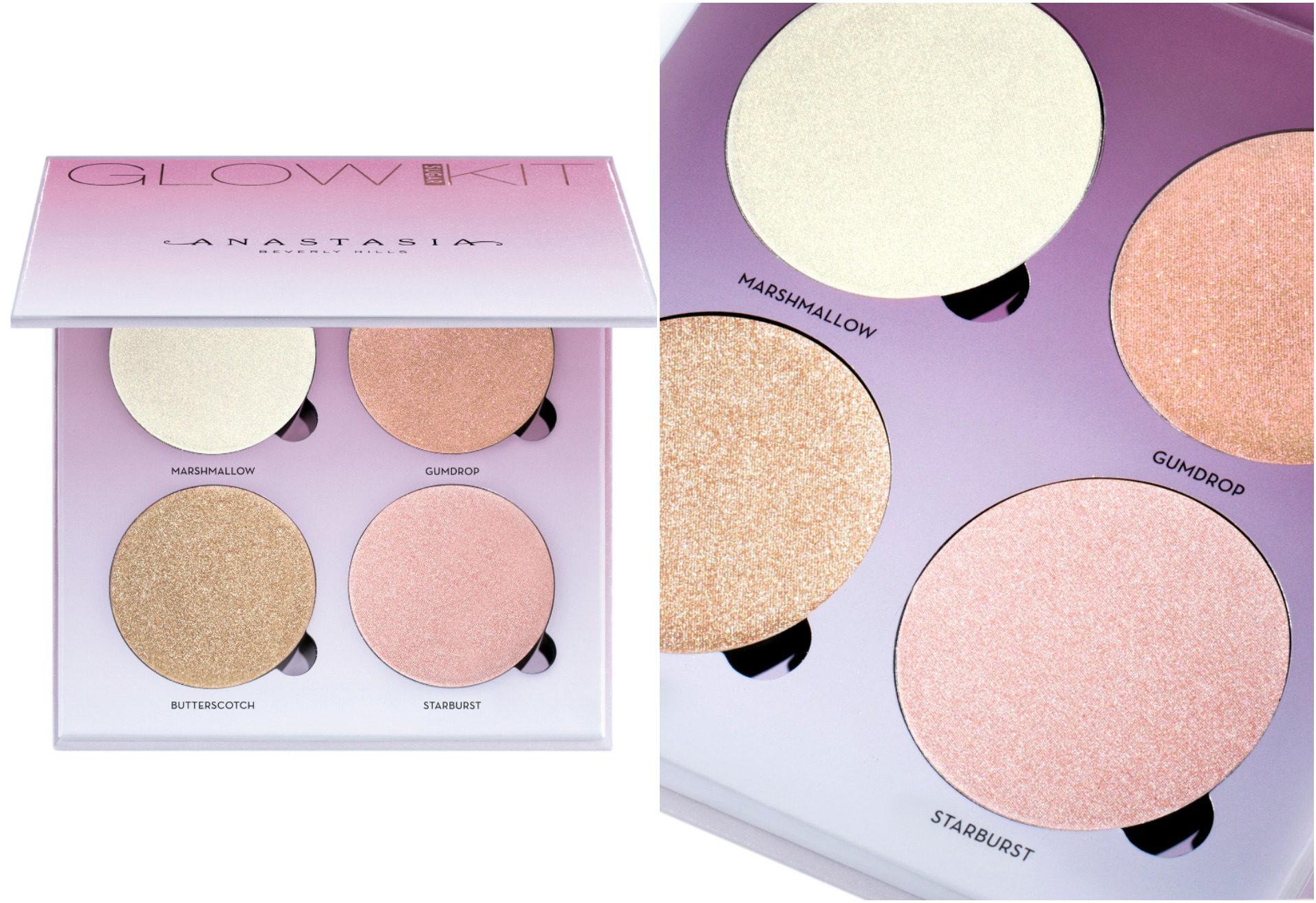 anastasia glow kit highlighter