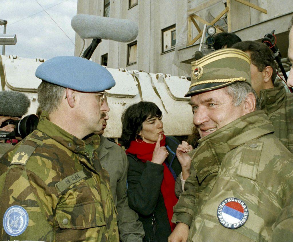 ratko mladic, folkedrab, domstol, dom, menneskerettigheder, forbrydelser mod menneskeheden, drab, krig, bosnien, serbien, jugoslavien, fn, krigsforbryder, krigsforbrydelse