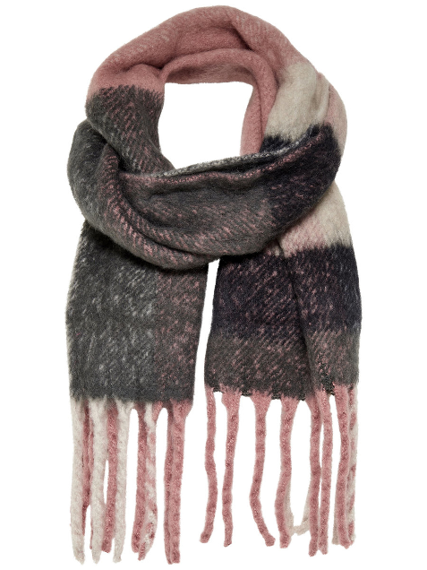 haltørklæde, only, budget, vintermode