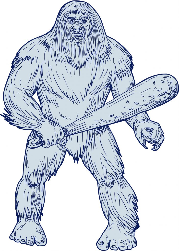 yeti, den afskyelige snemand, myte, historie, legende, bjørn, undersøgelse, himalaya, monster, dyr, bæst, forskning, videnskab, charlotte lindquist
