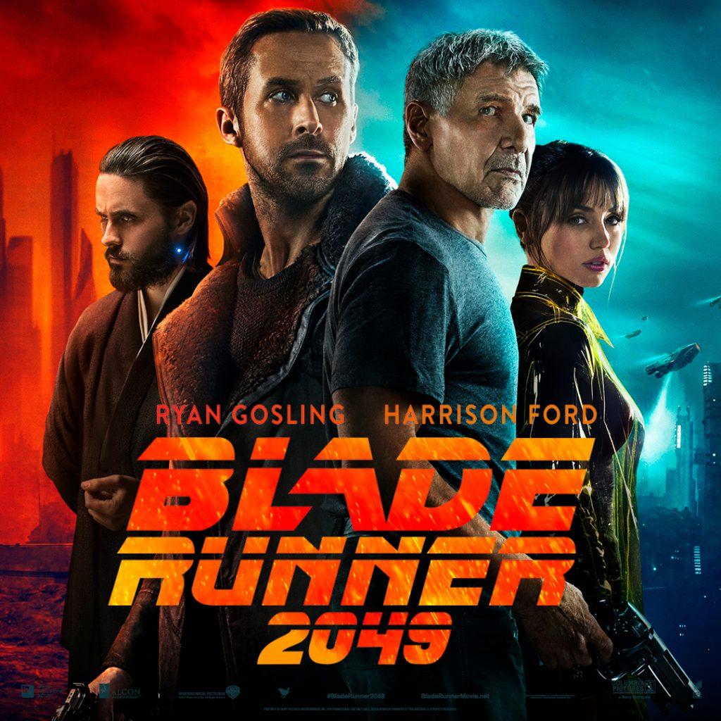 bedste film i 2017, bladerunner, 2049, movie, future, robot, bedstefilm